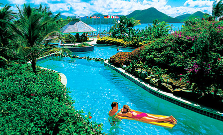 All Inclusive Sandals Grande St. Lucian, All Inclusive Vacations, All Inclusive Resorts, Antigua All Inclusive Vacations, Sandals Resorts, Beaches Resorts, Sandals Grande St. Lucian free wedding